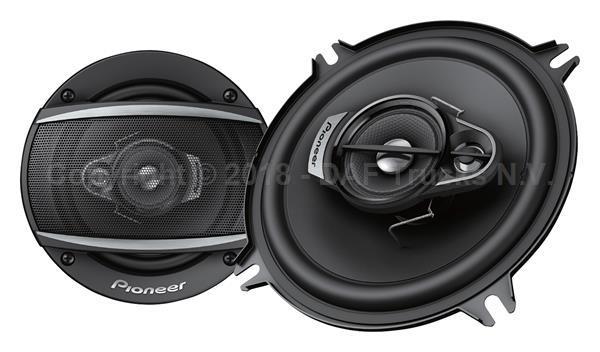 Loudspeaker, set 3