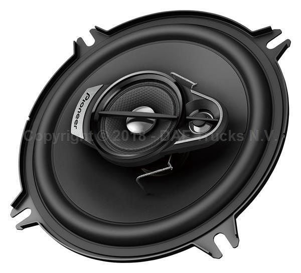Loudspeaker, set 6